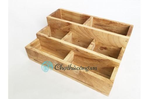 Khay gỗ để bàn