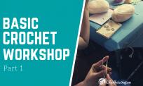 Workshop đan móc len cơ bản 1 (miễn phí) | Crochet for beginners